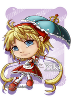 Fan Art - Eternal Sonata - Polka by LadyRosse
