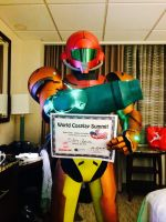 Samus Cosplay - World Cosplay Summit USA Wild Card by d-slim