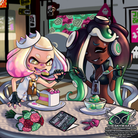 Splatoon 2 First Anniversary (7 21 2018) by theskywaker