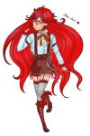 #Grell In Shorts Challenge by hetaph