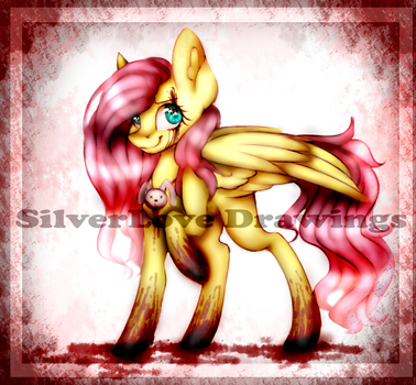 ( Collab ) Savage Flutters . by SilverLove234
