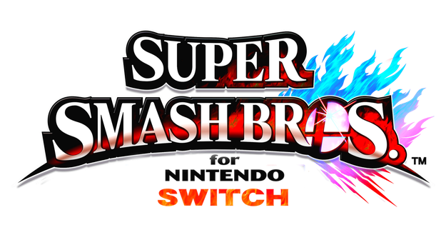 Super Smash Brothers Switch Logo by Jourdon46