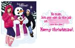 2007 Christmas Card by JayToTheWorld