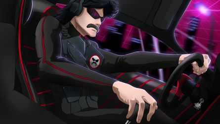 Dr. DisRespect by Kygetsu