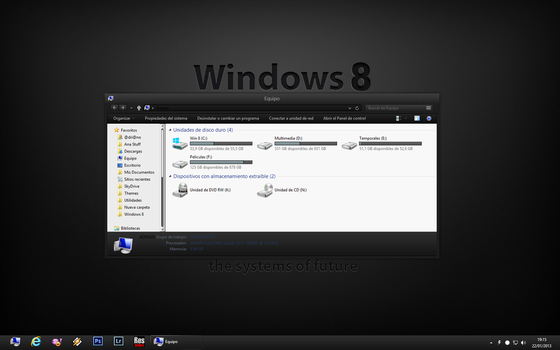 q-2.4 Theme for Windows 8 update 1 by adrianodj25