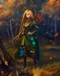 Windrunner by haryarti