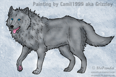 Wolf by Camil1999
