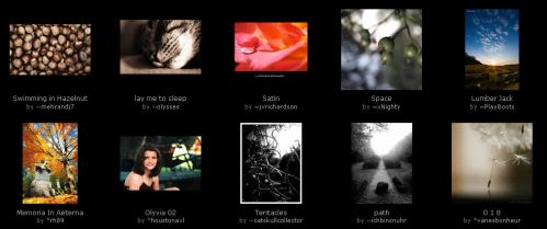 October - Week 4 - Part 1 by photography-key