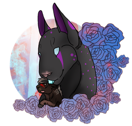 Gimmi them small horses to love by Ymia-the-cheetah