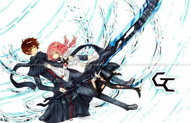 The Everlasting Guilty Crown by CheekyZhu