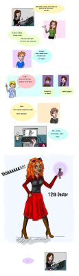 Doctor Who 3: and the twelth Doctor will be... by Campanita42