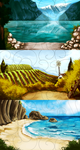 Landscape Commissions by SheSaidNevermore
