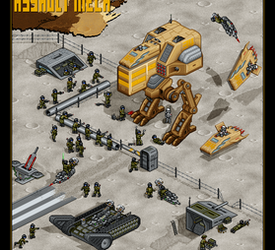 assault_mech + scared_army ... by zi-