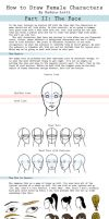 How to Draw Female Characters2 by Fadura-lotti