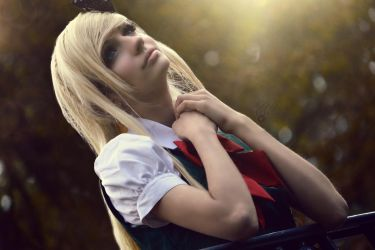 Danganronpa:Sonia Nevermind 3 by AlluGraphie