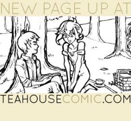 Chapter 6 Atros and Linneus Page 3 by teahousecomic