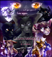 Crowfeather's Trial (Warrior Cats) by AlaOst