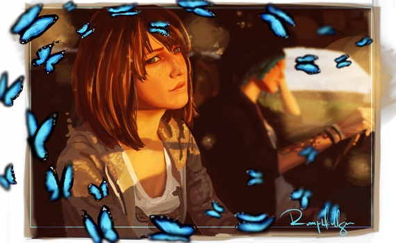 Life Is Strange by Rumplekillsin