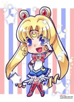 Sailor Moon: In the name of the moon by Puyo0702