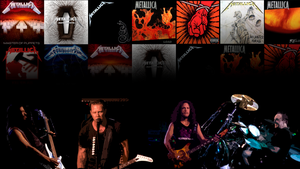Metallica Wallpaper by MetallicaSeid
