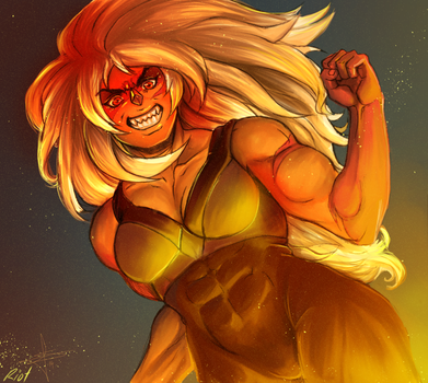 Jasper Collab by raya