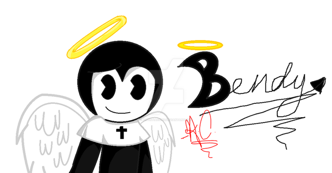 Bendy As An Angel(Swap!Bendy) {WIP} -Complete- by ArtistiaCons