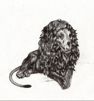 Dead Lion by Muse1703