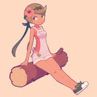 Pokemon: Mallow by makaroll410