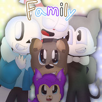 Fandom Family by cjc728