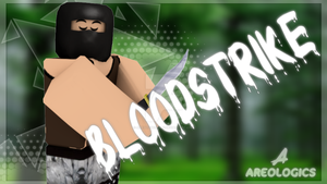 Gfx Thumbnail For Bloodstrike Forest by AreologicsRBLX