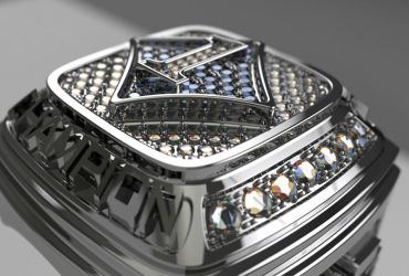 Ring Design (Design Proof) by MikeK4ICY