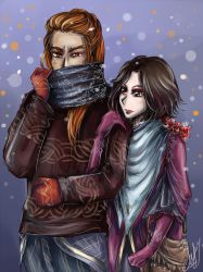 First winter by Rinoa-Light-Leonhart