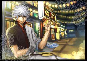 Gintama by narrator366
