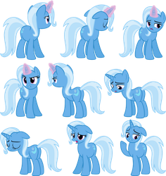 Trixie Vectors Set 21 by Jeatz-Axl