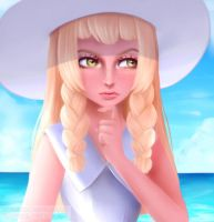 Lillie by TheDevilOnYourBack