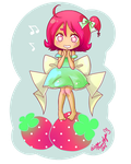 strawberry fields by yume