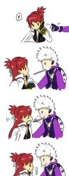 [Elsword] Happy pocky day by ZozaZero