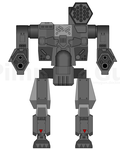 Thor heavy mech by Northern-Dash