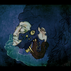 The Unfamiliar ::Nightmare Blight:: by OpalAcorn