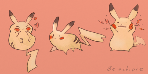 Pikas by Beachpie