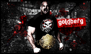 Goldberg Signature by SoulRiderGFX