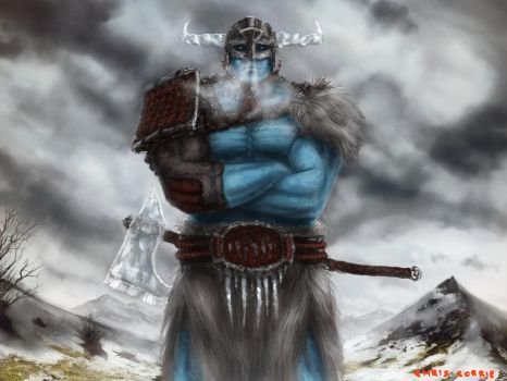 ice giant by kill-stereo