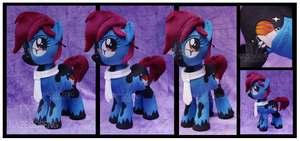 T Minus Ten Custom Plush by Nazegoreng