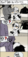 [EXTRAS] F*CK! THERE HE IS!! [Step 2 scenes] by Milk-Addicc