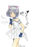 Mew Crystal by Tamao