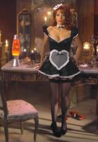 Joanne Whalley French Maid by KingGusJr