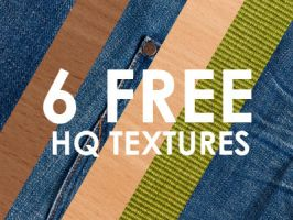 6 high quality textures for free! by genotas