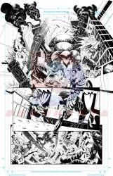 X-men Sample Pages_Page 3 of 6 by debuhista