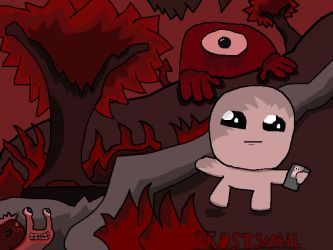 Isaac Ep1 by FrostSnail