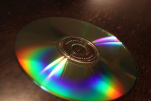 Colors of the CD by DesoXZ